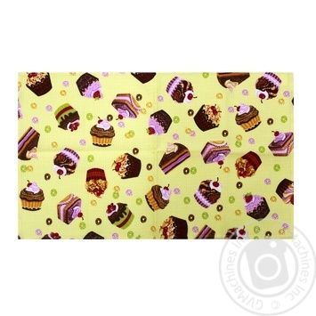 Kitchen towel Hoz Torg with a pattern - buy, prices for Furshet - image 1