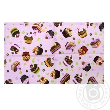 Kitchen towel Hoz Torg with a pattern - buy, prices for Furshet - image 2
