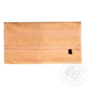 Полотенце для лица Турция 50х90см - купить, цены на Фуршет - фото 1