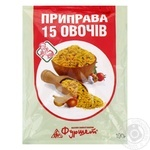 Furshet Seasoning 15 Vegetables and Spices 190g - buy, prices for Furshet - image 1