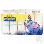 Мыло туалетное Didie детское с кремом 5*70г