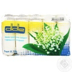 Didie Toilet Soap with Lily of The Valley Flavor 5*70g