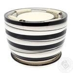 Набор Астра Дистрибьюшн горшков керамических AR09949 3шт - купить, цены на Фуршет - фото 2
