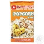Eurogroup Micro Popcorn With Cheese Flavor 90g