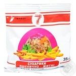 Сухарики Семерка пшеничные со вкусом холодца с хреном 35г