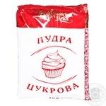 Пудра сахарная Українська Зірка 400г