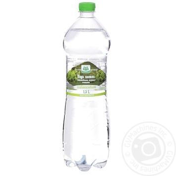 Вода мінеральна Eurogroup Деренівська Купіль газована 1.5л - купити, ціни на Таврія В - фото 1