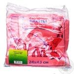 Semerka Package With Handles 24x43cm*100pc