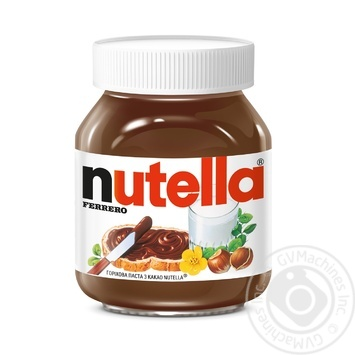 Ореховая паста Nutella с какао 180г - купить, цены на Novus - фото 1