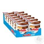 Горіхова паста Nutella з какао та Хлібні палички (Nutella&Go) 52г - купити, ціни на Восторг - фото 2