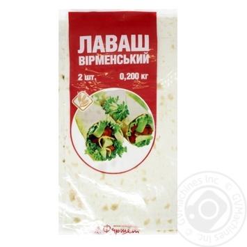 Лаваш Фуршет Армянский 200г - купить, цены на Фуршет - фото 1