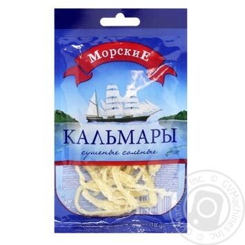 Кальмары Морские 18г - купить, цены на Novus - фото 3