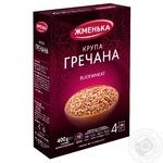 Крупа Жменька гречневая в пакетиках 400г - купить, цены на МегаМаркет - фото 1