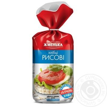 Zhmenka Rice Crispbread - buy, prices for MegaMarket - image 1