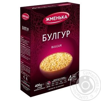 Groats Zhmenka 400g - buy, prices for MegaMarket - image 1
