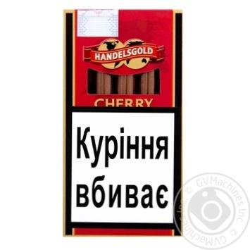 Сигары Handelsgold Cherry Cigarillos 5