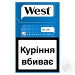 Сигареты West Blue KS 20