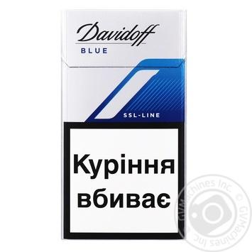 Davidoff SSL-Line Blue Cigarettes