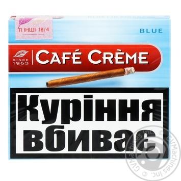 Cafe Creme Henri Wintermans Blue Cigar