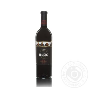 Вино Tamada Grand Reserve красное сухое 13% 0,75л