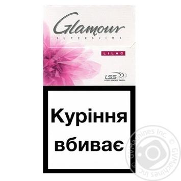 Сигареты Glamour Lilac - купить, цены на СитиМаркет - фото 2