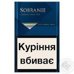 Цигарки Sobranie Blue
