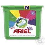 Капсулы для стирки Ariel Pods 3 In 1 Color 23шт 28,8г