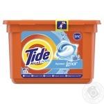 Капсулы для стирки Tide Pods 3 In 1 Аромат Lenor Fавтомат 15шт 24,8г
