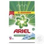 Порошок стиральный Ariel Горный родник автомат 4кг