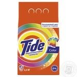 Tide Color Automat Laundry Detergent Powder 2,4kg