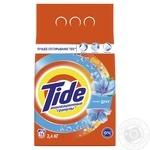 Стиральный порошок Tide Color Lenor автомат 2,4кг