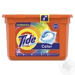 Tide Pods 3in1 Color Washing Capsules 15pcs 24,8g