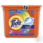 Капсулы для стирки Tide Pods 3in1 Color 23шт 24,8г