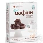 Смесь для выпечки Миа Маффины шоколадные 300г