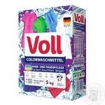 Стиральный порошок Voll  для цветных вещей 5кг