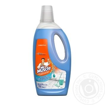 Mr. Muscle Universal Cleaner ocean breeze 750ml - buy, prices for Novus - image 1