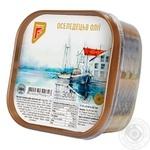 Филе-кусочки сельди Флагман в масле 300г - купить, цены на Фуршет - фото 1