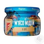 Мидии Flagman в масле 200г - купить, цены на МегаМаркет - фото 4