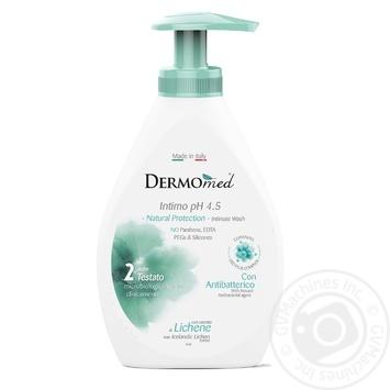 Dermomed Antibacterial Intimate Hygiene Gel 300ml - buy, prices for Novus - image 1