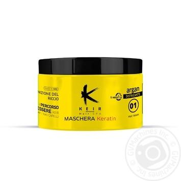 Маска для волос Keir Кератин 250мл - купить, цены на Novus - фото 1