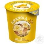 Гранола Muesli Mania манго чиа 70г