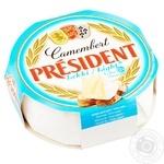 Сыр President Camembert Lekki 28% 120г