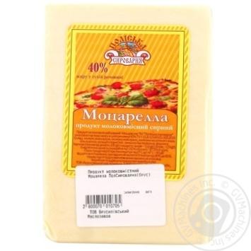 Продукт молокосодержащий сырный Полиська сыроварня Моцарелла