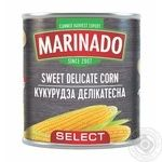 Marinado canned corn 425g