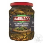Marinado pickled cucumber 720ml