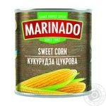 Vegetables corn Marinado Sugar canned 425ml