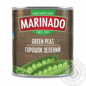 Горошек Marinado зеленый 425мл