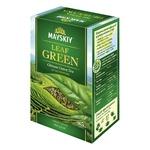 Чай Майский Зеленый Лепесток зеленый 85г