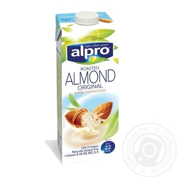 Напій мигдальний Alpro Оріджинал 1л - купити, ціни на Novus - фото 1
