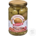 Aiello Olives Stuffed with Almond 350g
